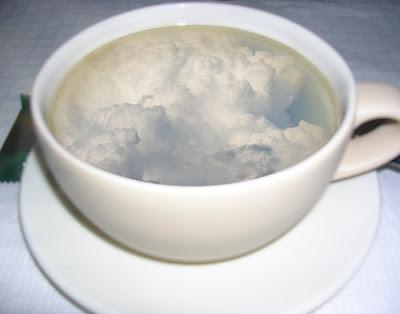 nuage de lait