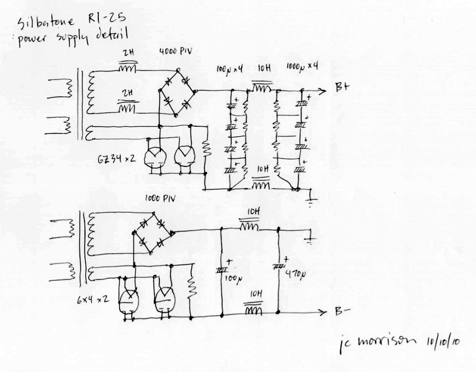 Tube Amp Schematics By Jc Morrison