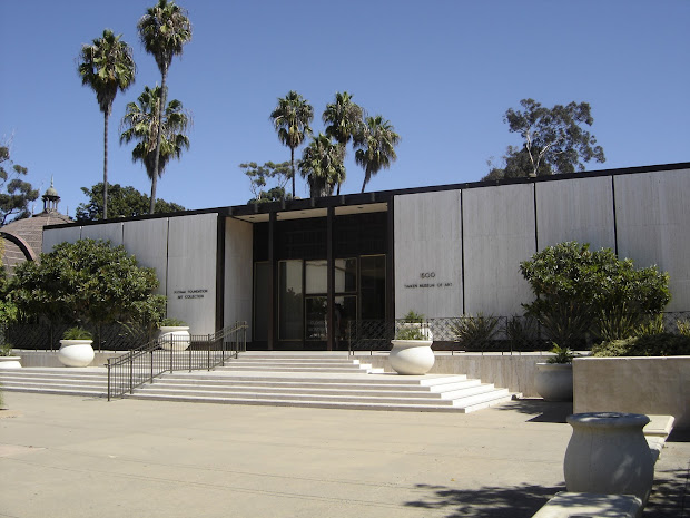Places Buildings Timken Museum Of Art - San Diego California