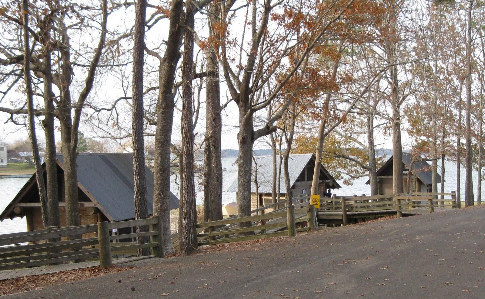 Starting Over: Lake Livingston State Park