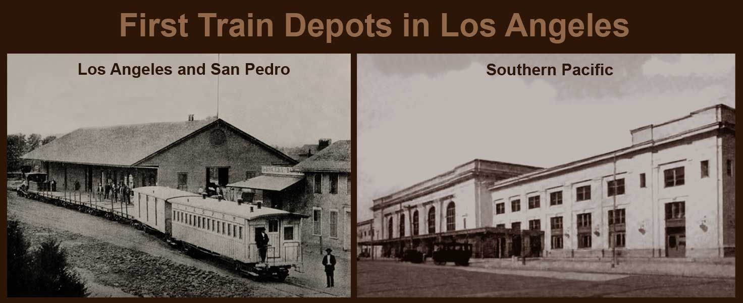 My San Pedro November In Wiring Works 1872 Southern Pacific Espee Subsidies Approved By Los Angeles County Voters La City Donates 60 Acres For A New Depot Proposition Authorizes Subsidy