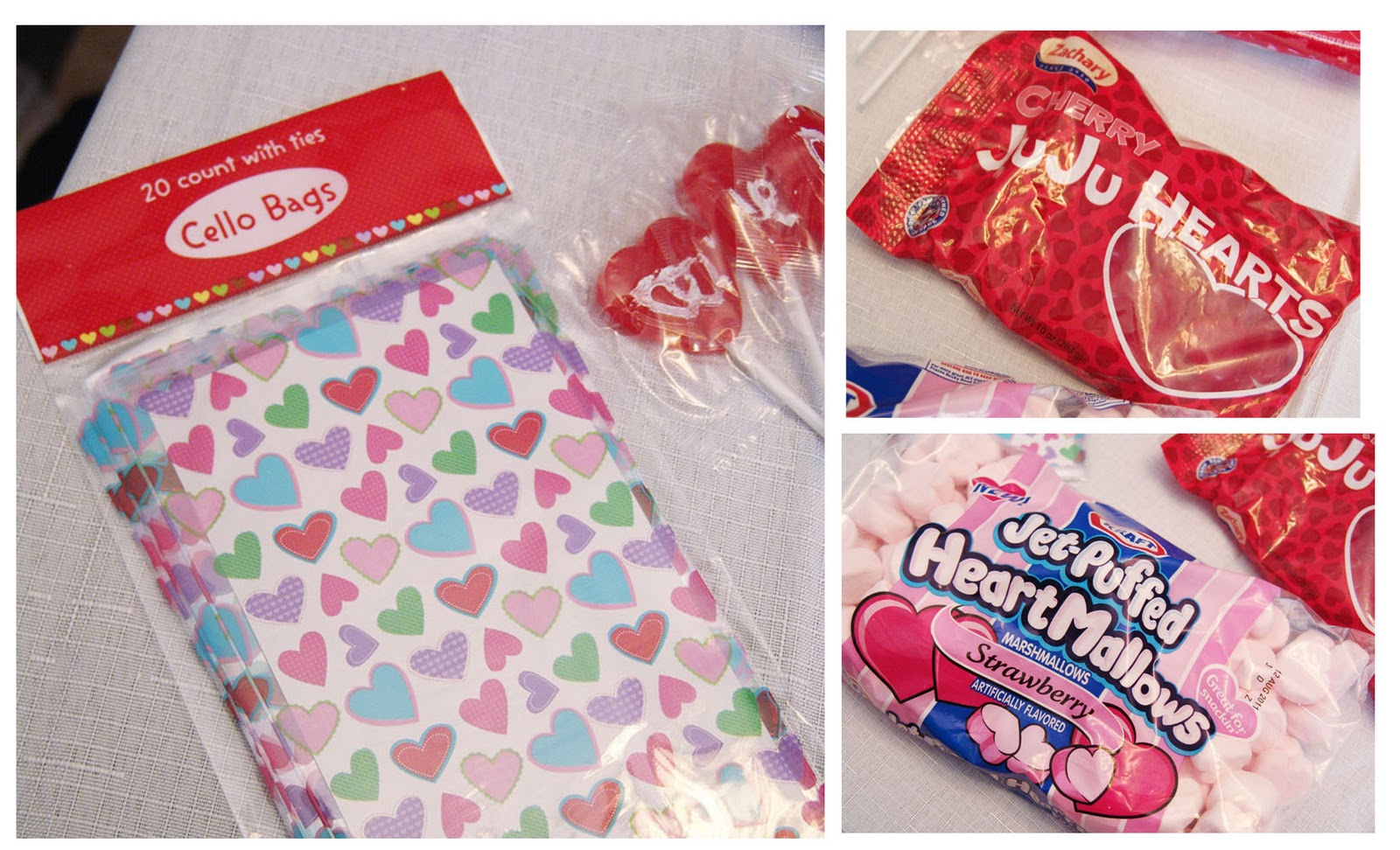 Eye Candy Creative Studio Kids Valentines Classroom Goodie