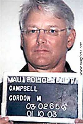 Campbell mugshot