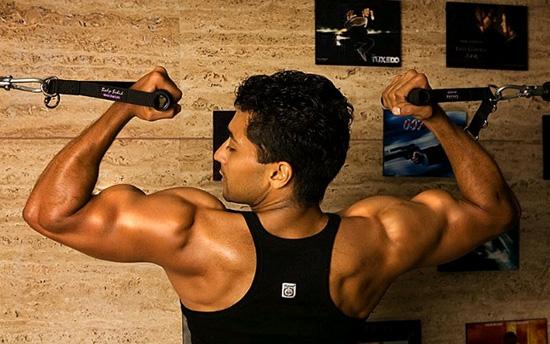 Gym Stills | Surya ~ Hits All  Gym Stills | Su...