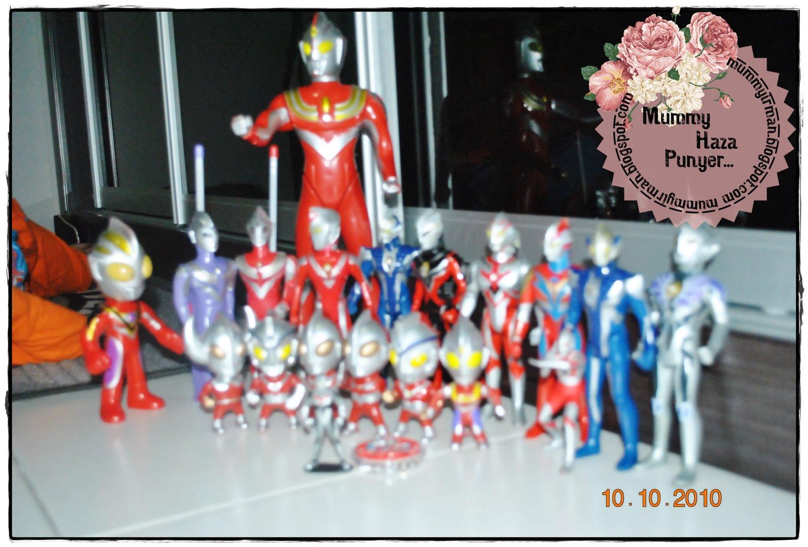 Nak Banyak Lagi Gambar Ultraman Sila Click Sini