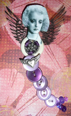 Whoopidooings - Carmen Wing - Bette Davis Button Fairy