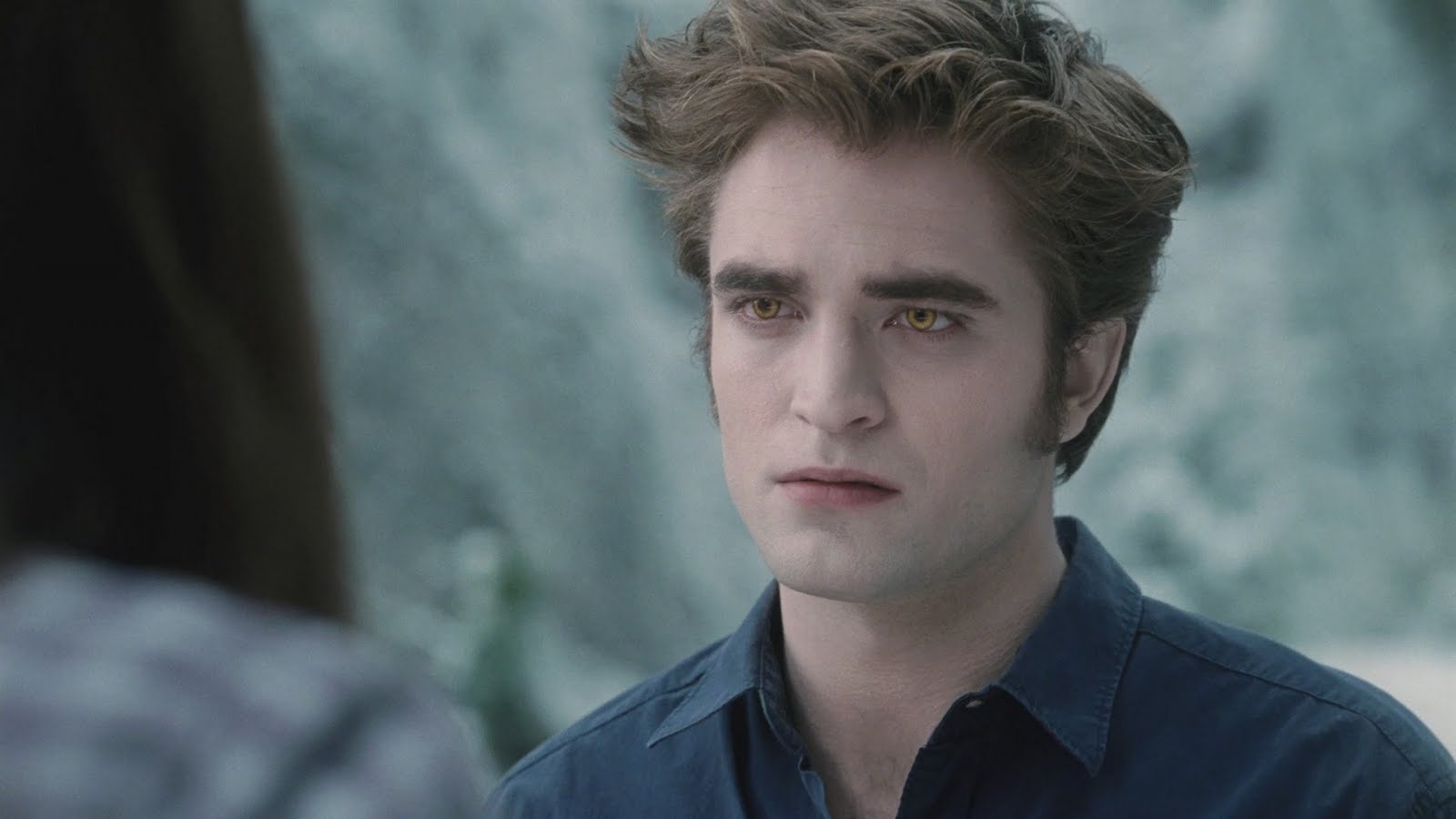 Robert Pattinson News: Angry Edward Running! *New* Eclipse ...