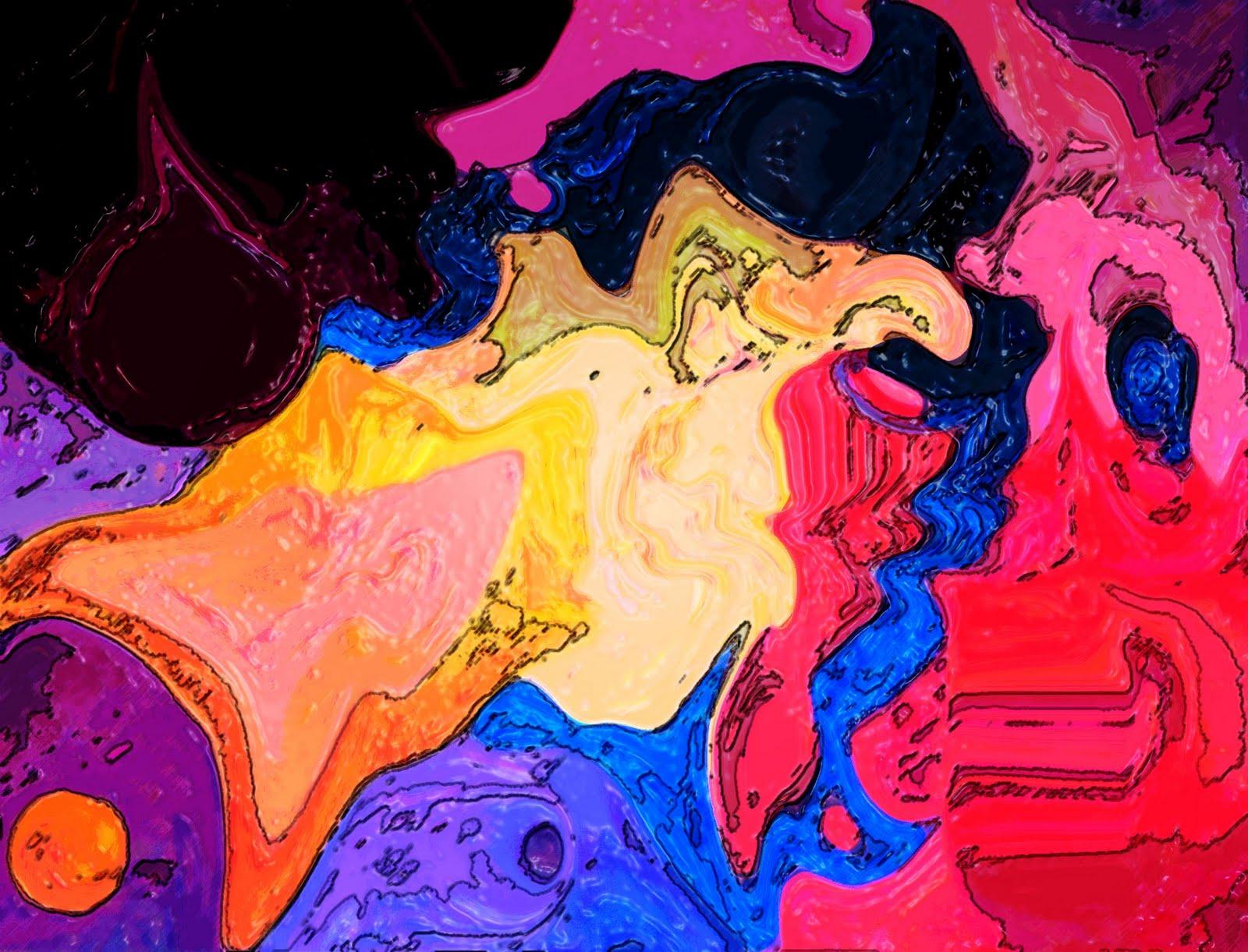Arte digital a partir de cuadros