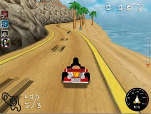 SuperTuxKart free game pc