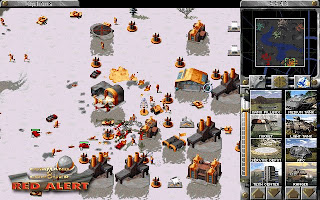 Command & Conquer: Red Alert free strategy game