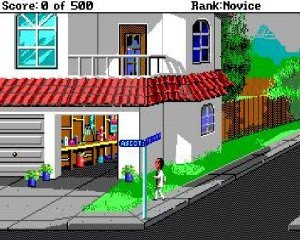 Leisure Suit Larry 2 Point and Click