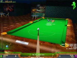 Free Billiards 2008 - Free PC Gamers - Free PC Games