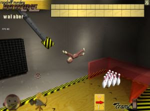 Ragdoll Monkey Bowling - Free PC Gamers - Free PC Games