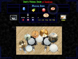 Dany's Virtual Drum 2 - Free PC Gamers - Free PC Games