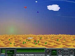 Patrol Falcon - Free PC Gamers - Free PC Games