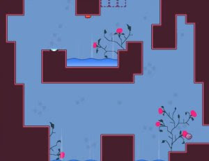 Within a Deep Forest free platform game