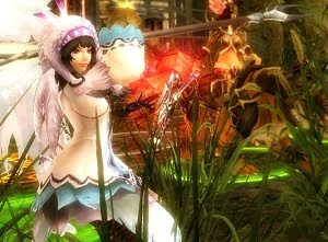 Atlantica Online MMO game