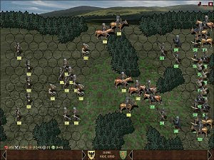 Knights of War free strategy PC game
