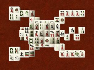 Ivory Mahjongg Solitaire free strategy game