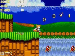 Free Sonic games download for PC