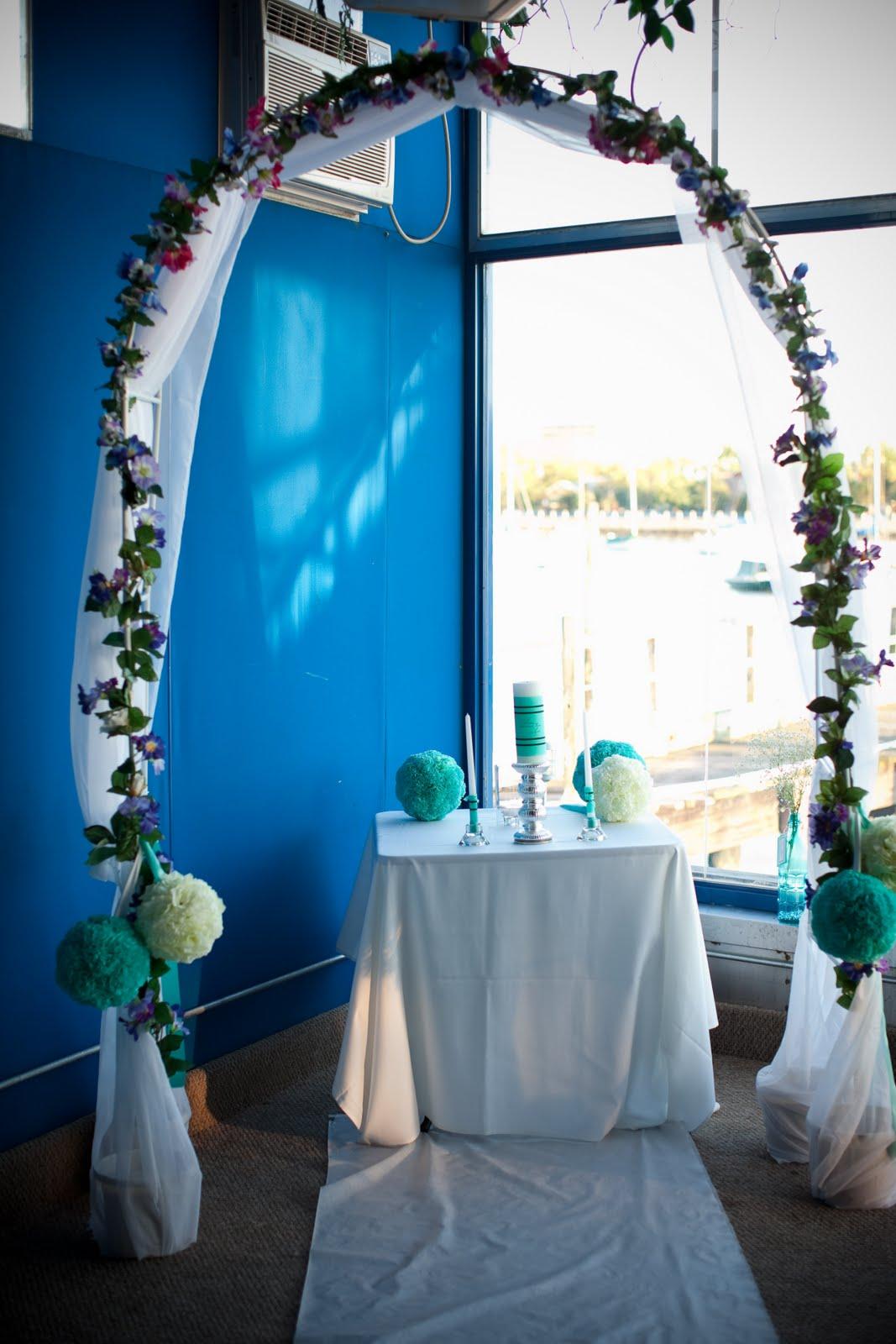 Diy Tiffany Blue Wedding