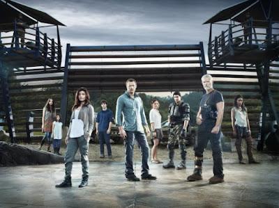Terra Nova TV Dizisi - Terra Nova Sezon 1 Bölüm 12 ve Bölüm 13 - Terra Nova Sezon finali