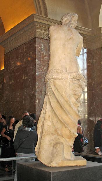 Stock Venus De Milo Louvre In Paris