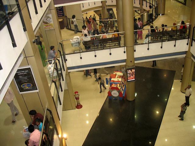 R-mall interior