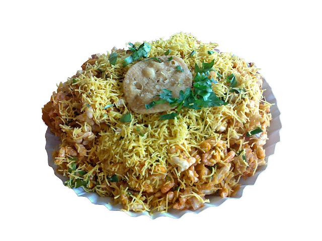 cut-out of bhel plate