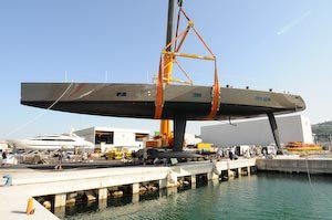 Wally Super Yacht Launched - The Howorths | The Howorths