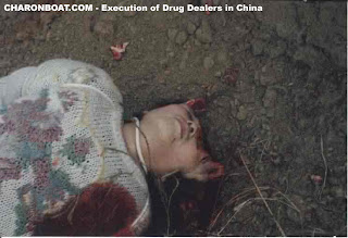 The Australian Heroin Diaries: Mass Executions - How China