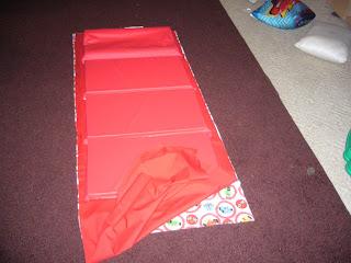 Amy Gabbard Nap Mat Pattern Kindermat Cover Pattern