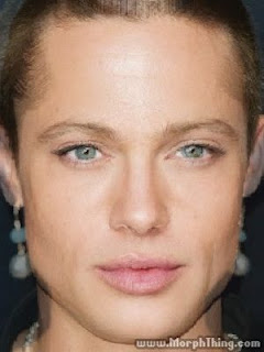 Look like Brad Pitt or Angelina Jolie with MorphThing