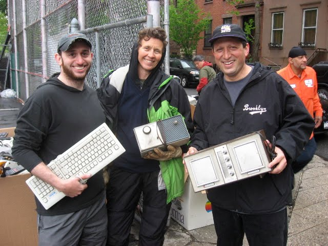 how to dispose of a computer in nyc
