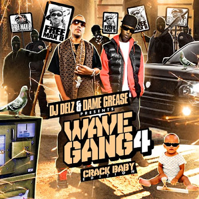 [The Fleet Djs] New Post : DJ DELZ WAVE GANG 4