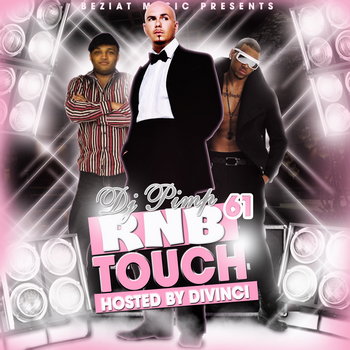 873466coverwebmail DJ PIMP RNB TOUCH 61 HOSTED BY DIVINCI