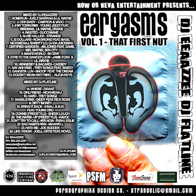 [The Fleet Djs] New Post : DJ EEAAZZEE & DJ FLATLINE EARGASM  MIXTAPE