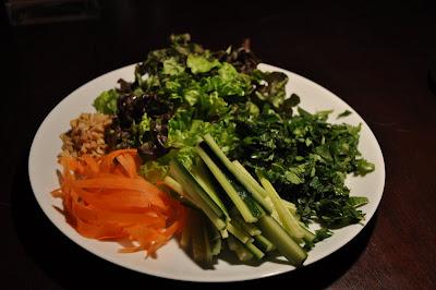 Slice of Rice: Lemongrass Pork Chops over Rice