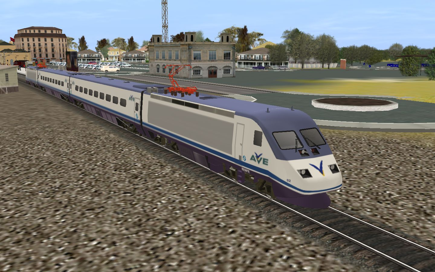 Msts Just trains tgv Pack rar