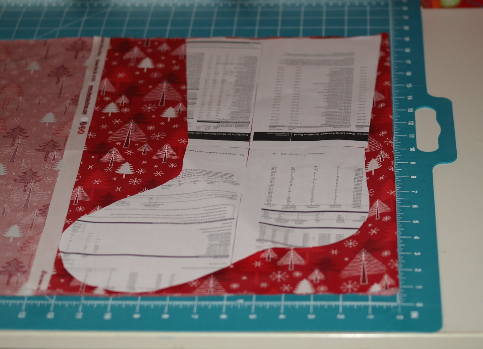 Mario stocking tutorial and pattern crafthubs christmas stocking tutorial fabricworm jeuxipadfo Gallery