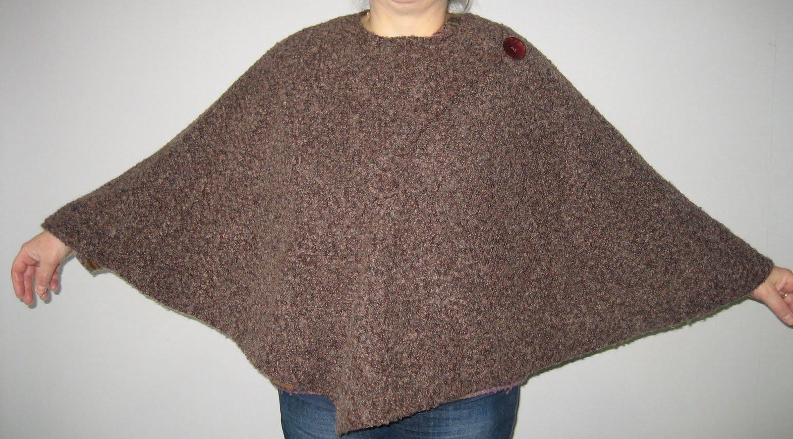 cape a tricoter