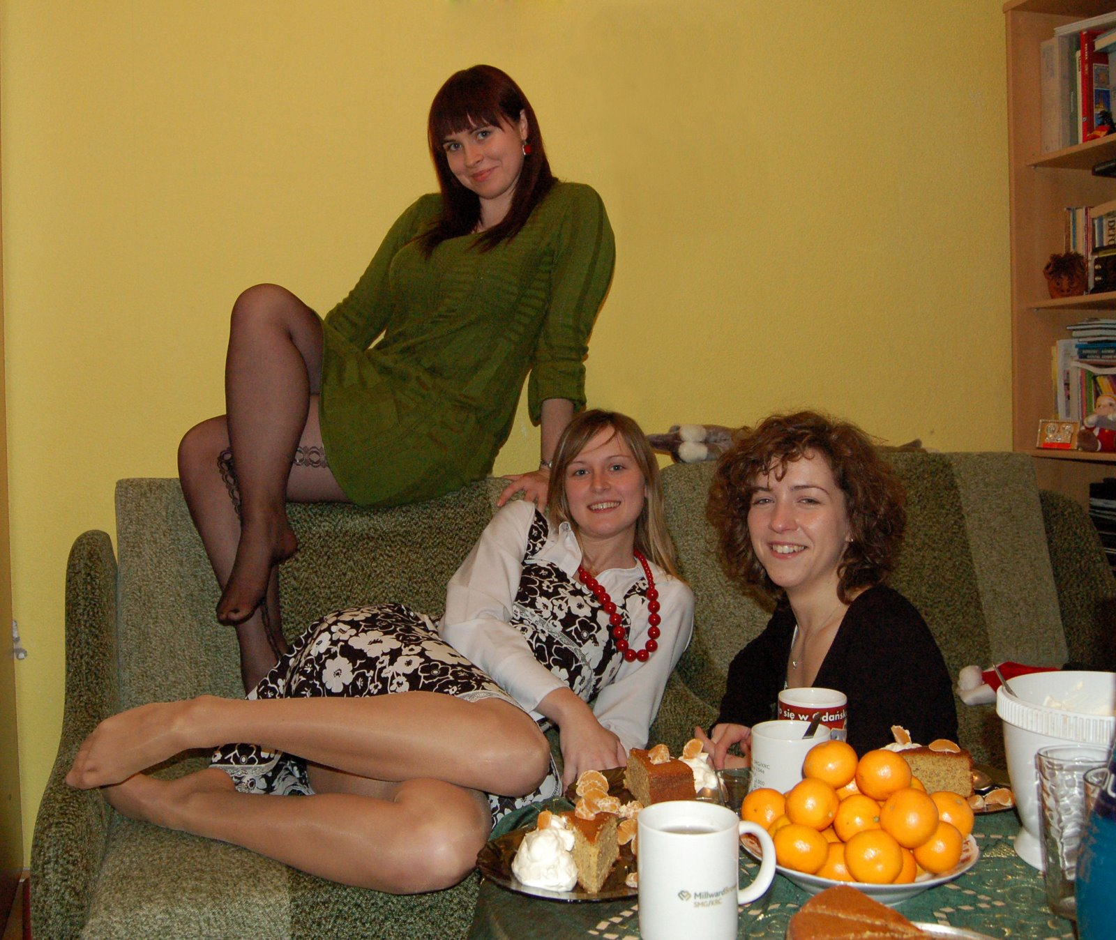 Candid Tights Women Pantyhose If Youre American-5169