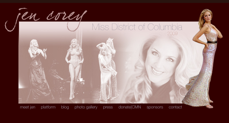 Miss District of Columbia 2009