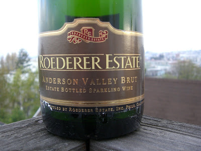 The Gray Report: Roederer Estate: A go-to bubbly from California