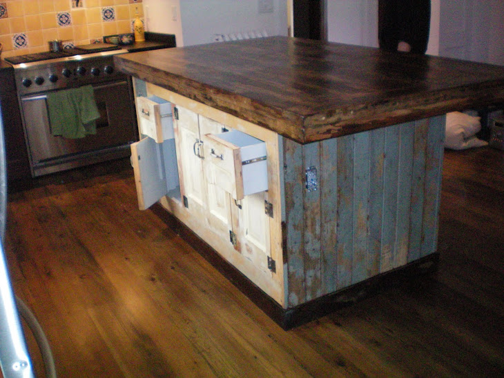 Forever Interiors Kitchen Islands Reclaimed Wood