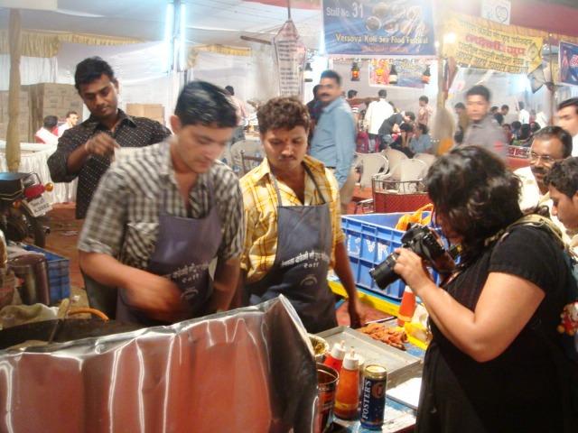 Mumbai's lost world     Vesava Koli Seafood Festival (Versova)