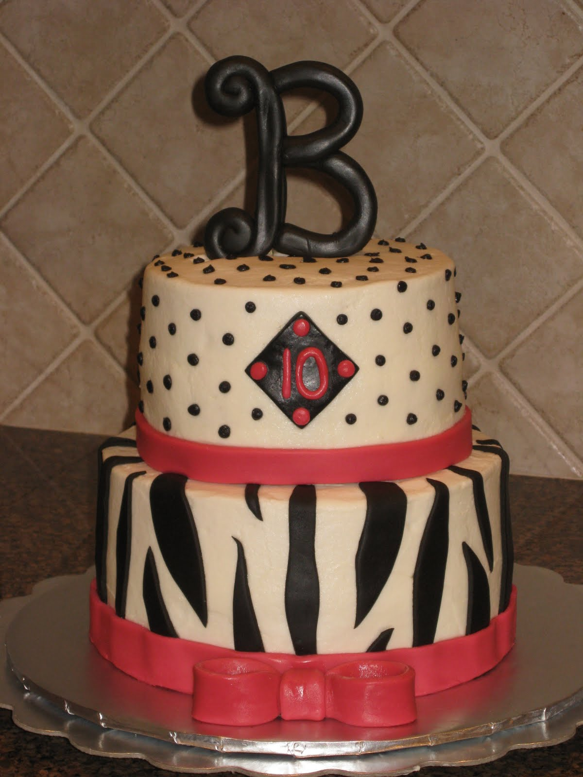 Shannons Creative Cakes 2009