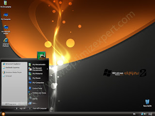 theme windows xp darklite