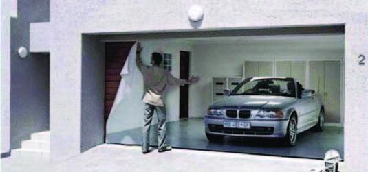 Interestingstuff Impress Your Neighbours With Amazing Garage Door