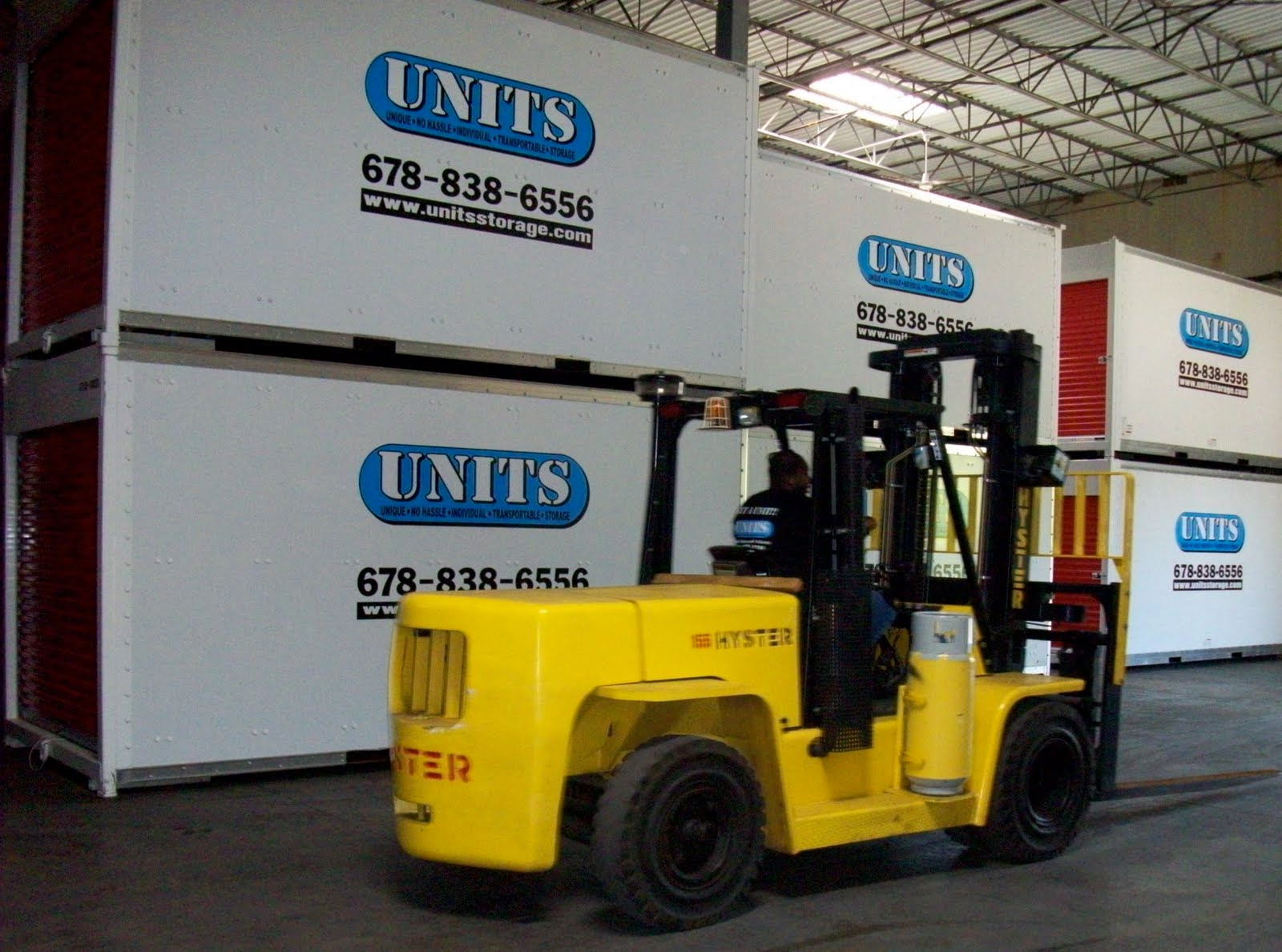 UNITS Moving and Portable Storage Atlanta: Your Moving and ...